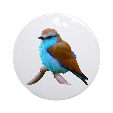 Bluebird Ornament (Round)