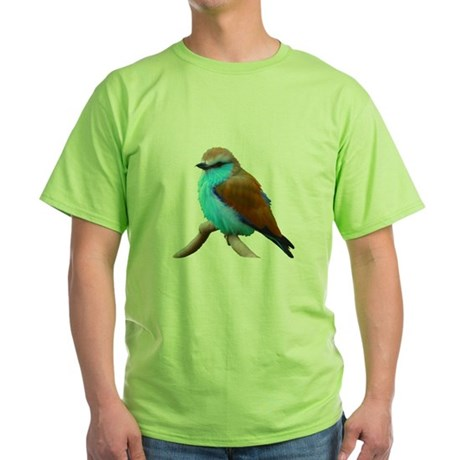 Bluebird Green T-Shirt