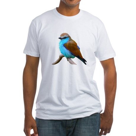 Bluebird Fitted T-Shirt
