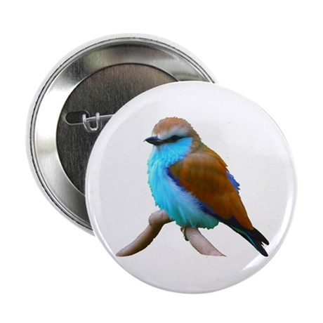 "Bluebird 2.25"" Button (100 pack)"