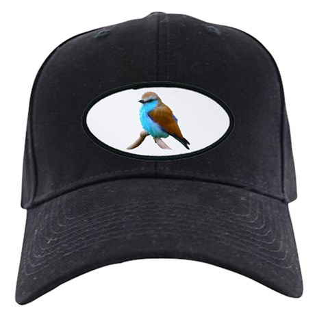 Bluebird Black Cap