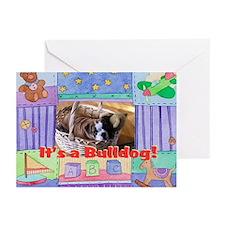 Congratulations on your new Bulldog -Cards (PK/ 6)