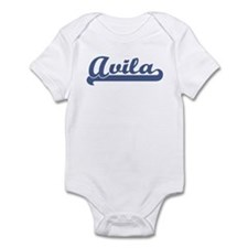 Avila (sport-blue) Infant Bodysuit