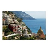 Amalfi Coast Postcards (Package of 8)