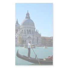 Venice Rectangle Decal