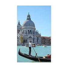 Venice Rectangle Decal