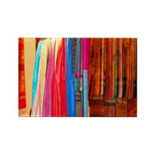 Thai Silk Rectangle Magnet (10 pack)