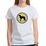 Scottish Deerhound (seal) Tee