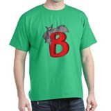 B For Bat T-Shirt