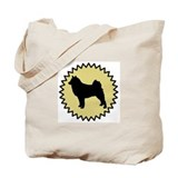 Finnish Lapphund (seal) Tote Bag
