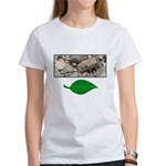 Baby Fence Lizard Women's T-Shirt