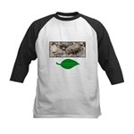 Baby Fence Lizard Kids Baseball Jersey