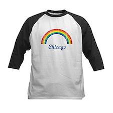 Chicago (vintage rainbow) Tee