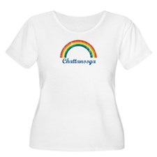 Chattanooga (vintage rainbow) T-Shirt