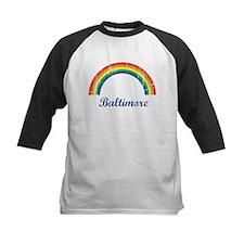 Baltimore (vintage rainbow) Tee