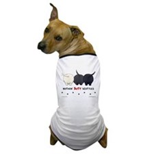 Nothin' Butt Scotties Dog T-Shirt