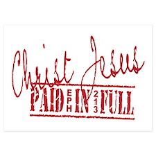 Paid in Full Invitations