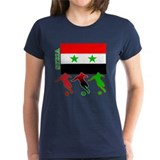 Syria Soccer Tee
