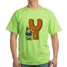 Y For Yoyo T-Shirt