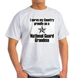 NG Grandma Serving Proudly T-Shirt