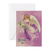 Easter Greetings Greeting Cards (Pk of 10)