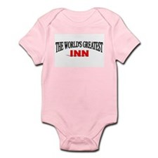 """The World's Greatest Inn"" Infant Bodysuit"
