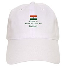 Indian Chefs Baseball Cap