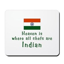 Indian Chefs Mousepad