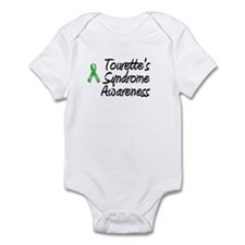 Tourette's Syndrome Infant Bodysuit