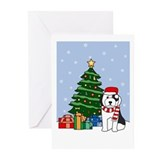 Old English Sheepdog Holiday Cards (Pk of 20)
