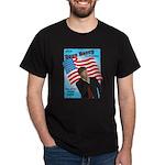 Dave Barry For President Dark T-Shirt