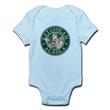 Ketchikan, Alaska Infant Bodysuit
