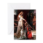 The Accolade & Boxer Greeting Cards (Pk of 20)