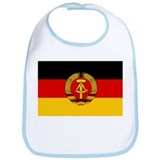 Flag of East Germany Bib