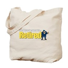 'Retirement Highway 3 :-)' Tote Bag
