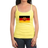 Flag of East Germany Jr.Spaghetti Strap