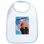 Dave Barry For President Bib