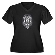 Pennsylvania Game Warden Women's Plus Size V-Neck