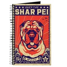 Chinese Shar Pei World Domination Journal