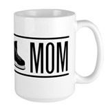 Hockey Mom Skate Mug