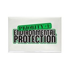 Environmental Protection Rectangle Magnet (10 pack