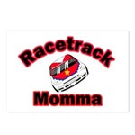 RaceTrack Momma Postcards (Package of 8)