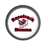 RaceTrack Momma Wall Clock