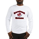 RaceTrack Momma Long Sleeve T-Shirt