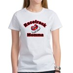 RaceTrack Momma Women's T-Shirt