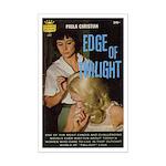 Edge of Twilight Mini Poster Print