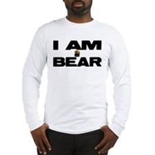 I AM BEAR Long Sleeve T-Shirt