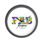 Fab Couture (Brand) Wall Clock