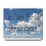 Rapture Wear! Car Mousepad