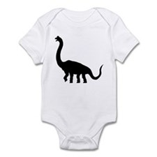 Brachiosaurus Infant Bodysuit